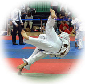 Welcome To The Kent International Judo Championships
